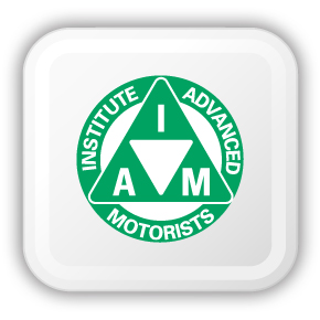 AMB Driving Tuition Exeter link to IAM website