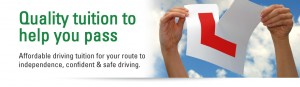 AMB Driving Tuition - Learner Driver Training sub heading