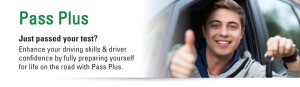 AMB Driving Tuition - Pass Plus courses sub heading