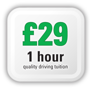 AMB Exeter Driving Tuition Pricing - £30 per hour - quality driving lessons
